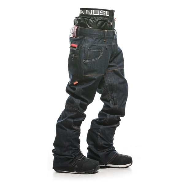 スノーボード メンズ デニム ジーンズ スノーボードウエア NIMO17