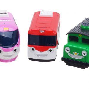 ティティポ 仲間たち 友達 韓国 アニメ 汽車 おもちゃ
